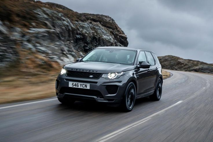 Range Rover Evoque and Land Rover Discovery Sport updates
