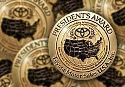 Did you know that Toyota of Puyallup is the most awarded Toyota dealership in the state of Washington? If not, then you have been missing out! So make sure to stop in for award winning service today!