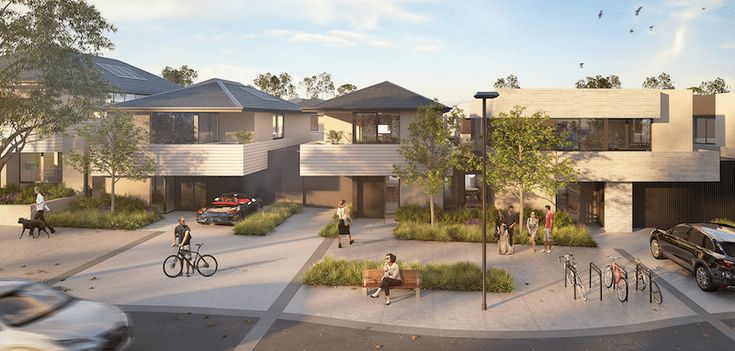 """Less than six months after Australia received its first shipment of Tesla Powerwalls, plans for what could be the world's first """"Tesla town"""" – a mini-suburb on the outskirts of the Melbourne CBD whose new-build homes will include rooftop solar and Tesla battery storage as standard design features – are being unveiled by local property group Glenvill, as the green development's first 60 homes go on sale this week."""