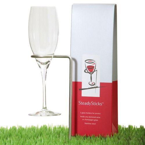Picnic Wine Glass Holders