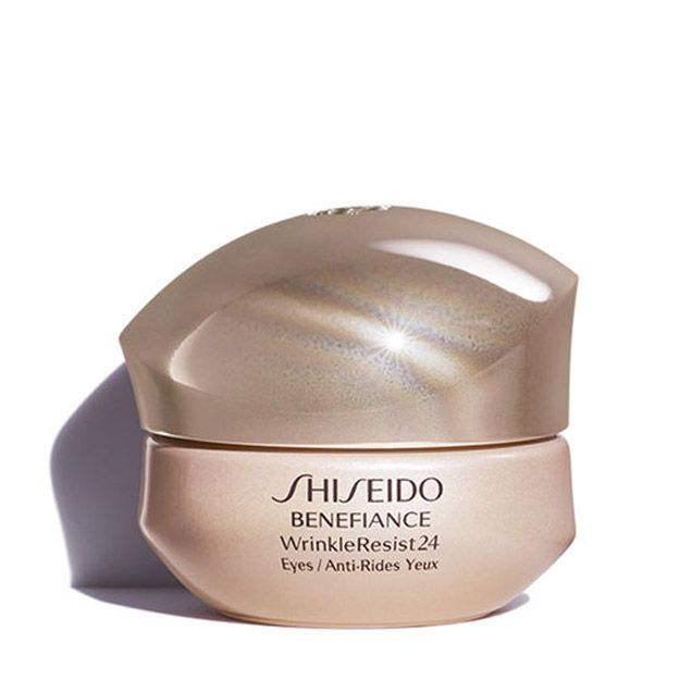 Best Beauty Products For Your 40s - Shiseido Benefiance WrinkleResist24 Intensive Eye Contour Cream - The Best Beauty Products and Tips and Tricks For Your 40s. Great Make Up And Skin Care Routines And Regimens For You To Look Young And Vibrant. Looking For The Best Skin-Care Routine For Your 30s? We Cover Routines That You Need To Follow For Anti-Aging As Well As Eye Products, Skin Products, and Face Cream to Stay Hydrated. Check Out These Tutorials To Know What To Do In Your 30s For Skin…