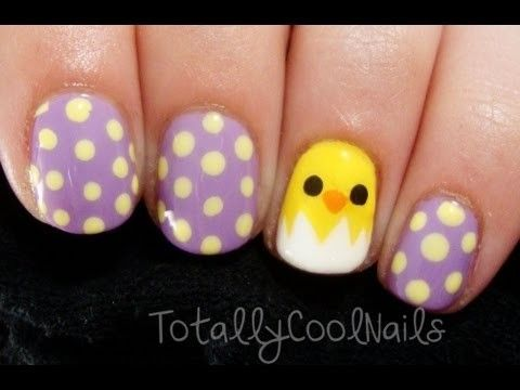 easter nail ideas - Google Search