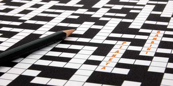 29 best enigmistica per bambini images on pinterest for Cruciverba da stampare con soluzioni