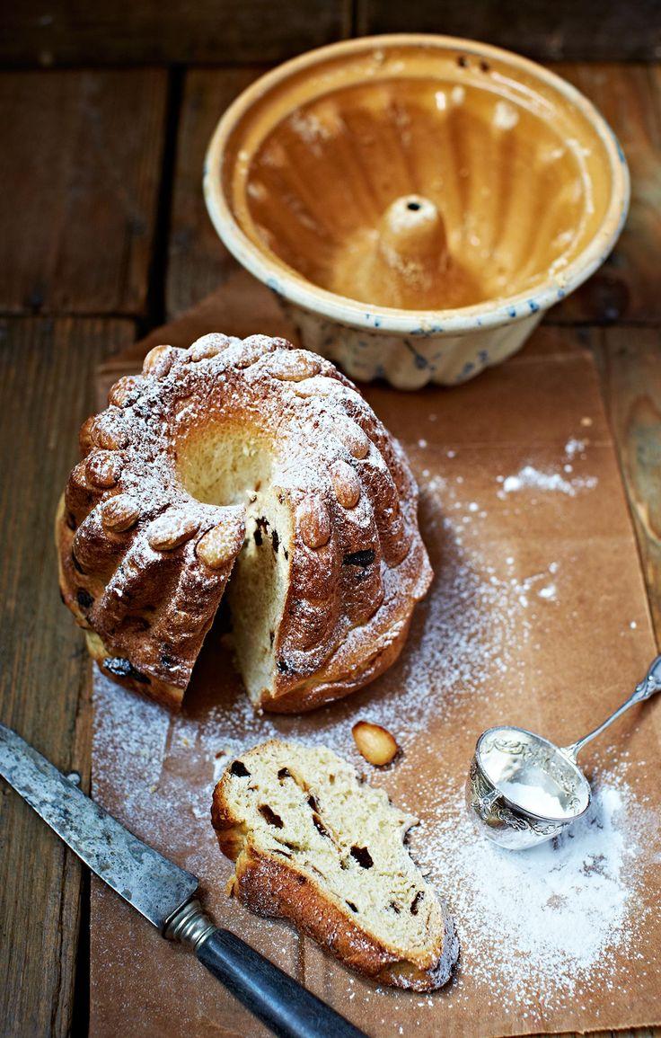 Kugelhopf is one of my favourite festive bakes