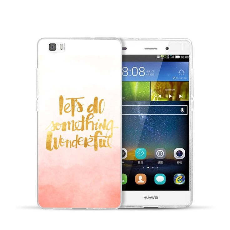 For P7 P8 lite P9 case watercolor text hard PC back cover for fundas Huawei P8 lite case 2016 new arrivals coque for Huawei P9-in Phone Bags & Cases from Phones & Telecommunications on Aliexpress.com | Alibaba Group