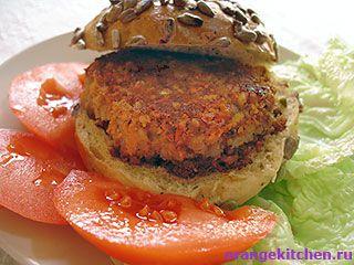 Вегетарианские рецепты с фото: Постные котлеты из гречки