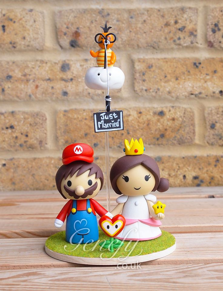 mario kart wedding cake toppers 15 best images about mario inspired wedding 17146