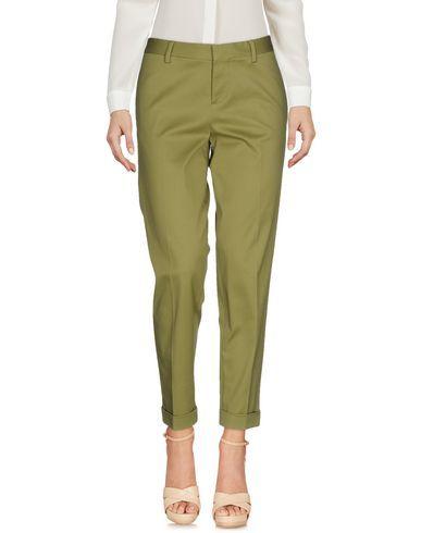 Prezzi e Sconti: #Dsquared2 pantalone donna Verde militare  ad Euro 174.00 in #Dsquared2 #Donna pantaloni pantaloni