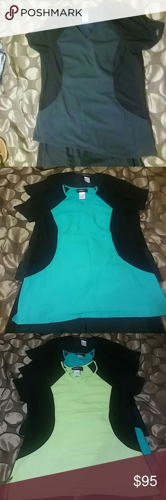 3 Baby Phat Scrubs Sexy tight an Classy all in one while working! Baby Phat Other