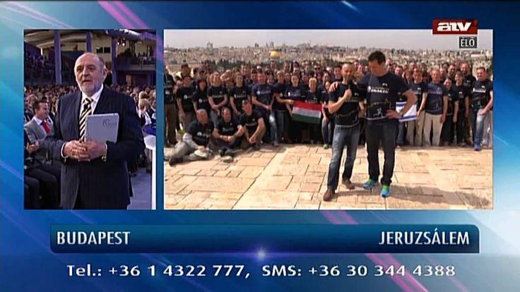 Jerusalem Marathon 2014 - ATV bejelentkezések