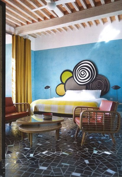India Mahdavi — architecture and design I don't know why but I llllove it! As much as I love the designer..