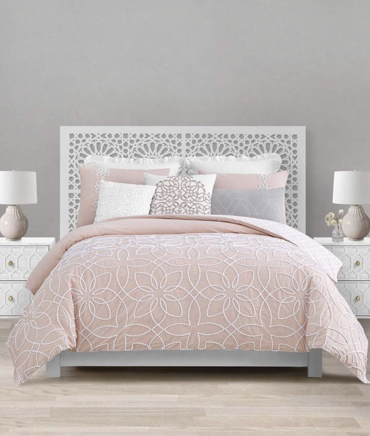 Blush Pink Bedroom Comforter Homedecor Interior Design Blush Decorate Decor Ideas White Apa Comfortable Bedroom Cozy Home Decorating Bedroom Decor