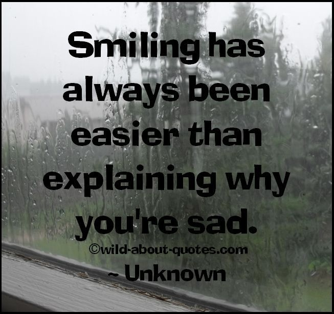 Cute Smile Quotes For Facebook: 37 Best Sad Quotes :( Images On Pinterest