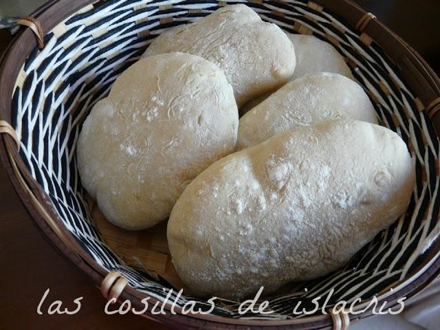 Las cosillas de islacris: Molletes de Antequera