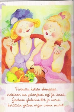 Birgitta Lindeblad Finnish artist