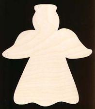 Free Cutouts of cross | Angel Christmas Ornament Craft Wood Cutout #1494-4