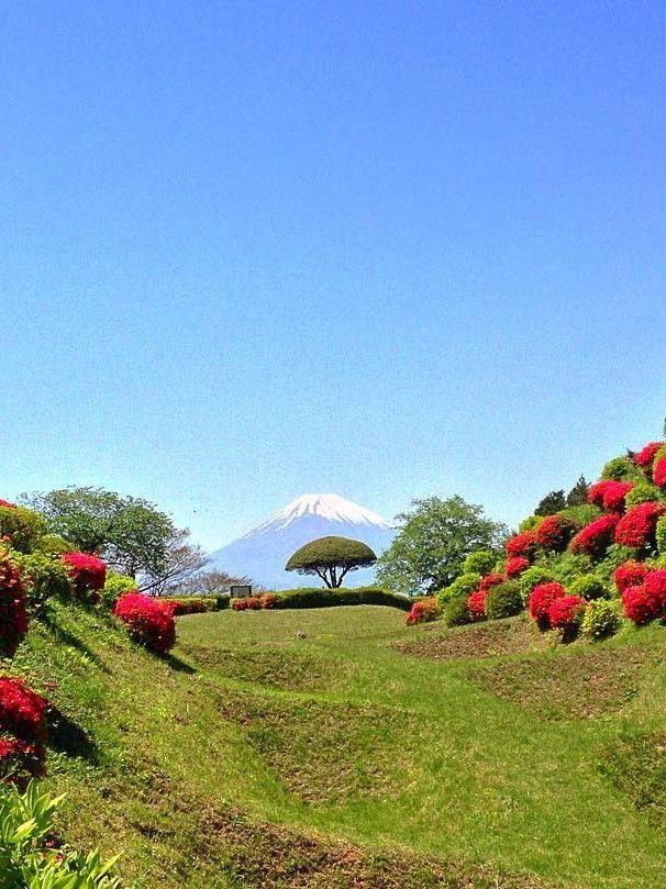 Yamanaka Castle, Mshima, Shizuoka, Japan