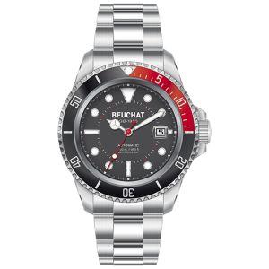 Montre automatique Beuchat - Une véritable montre de plongée, étanche à 200 mètres, avec un mécanisme automatique… le cadeau de Noël dont vous rêviez !