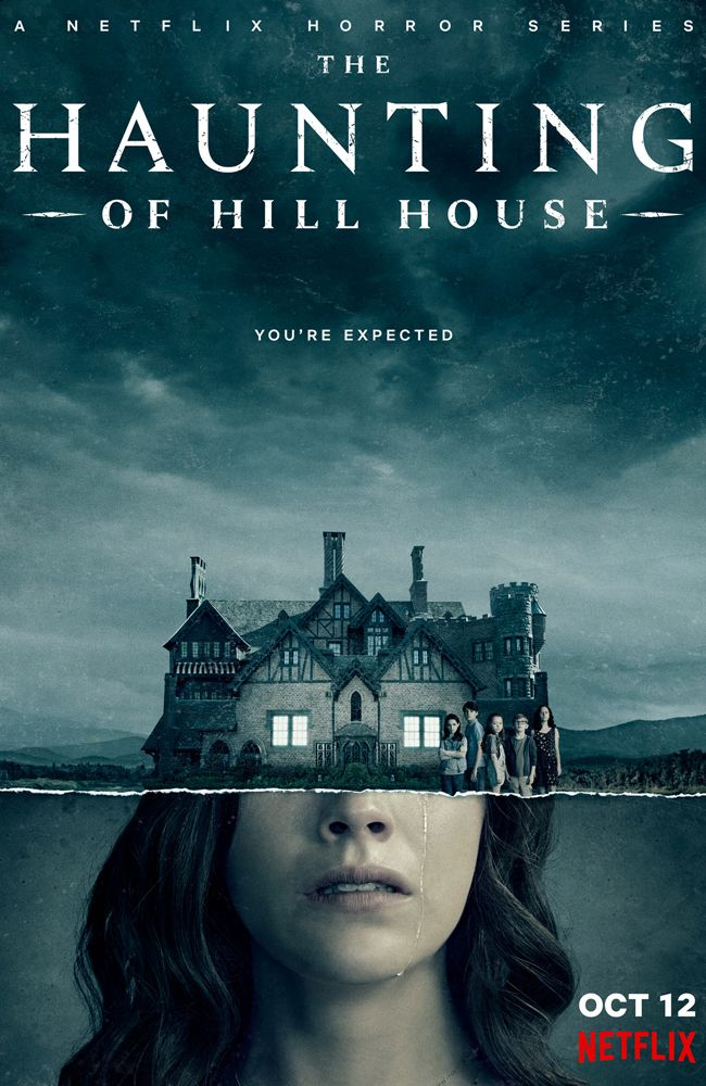 The Haunting Of Hill House Featurette Focuses On The Creation Of The Incredible Sixth Episode Netflix Horror Series Netflix Horror House On Haunted Hill