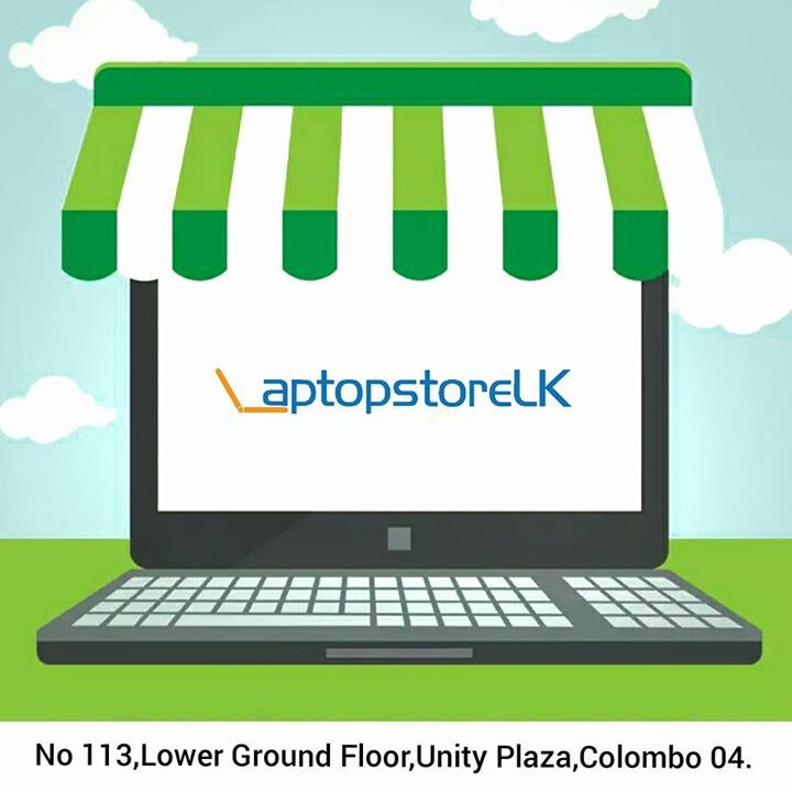 No Matter What  You 'll be using a laptop for,Laptopstorelk Definitely Has it at a Better Price! 😉  Got Questions? Give a Call,Send us a text or a watsaap Massage  Contact : 077059929  VIsit Our Store : #113,Lower Ground Floor,Unity Plaza, Col 04.  Get your Brand new,Low cost Laptop From Laptopstorelk With Comprehensive Warranty #electronics #mobiles #mobilesaccessories #laptops #computers #games #cameras #tablets   #3Dprinters #videogames  #smartelectronics  #officeelectronics