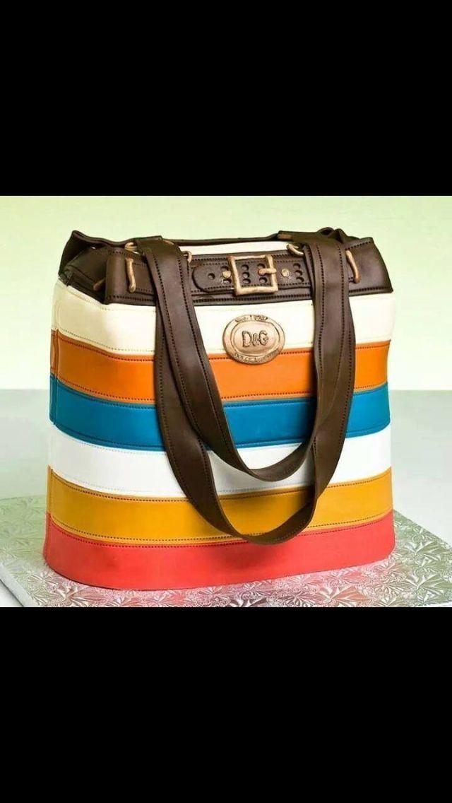 D & G Handbag Cake