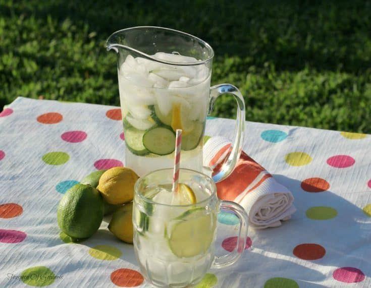 Infused water is one of the easiest ways to get detox water …  – detox toxins