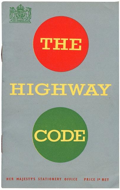 The highway code by maraid,
