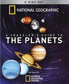 우주스페셜 우주 여행 가이드(A Traveler's Guide To The Planets, NGC, 2010) – 흥미로운 설명 방식 | ohyecloudy's lifelog