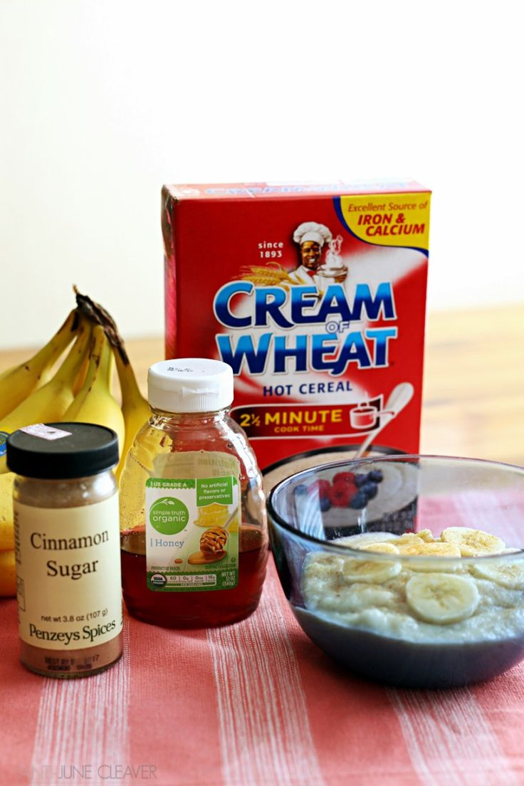 Life is Too Short to Eat Boring Cream of Wheat