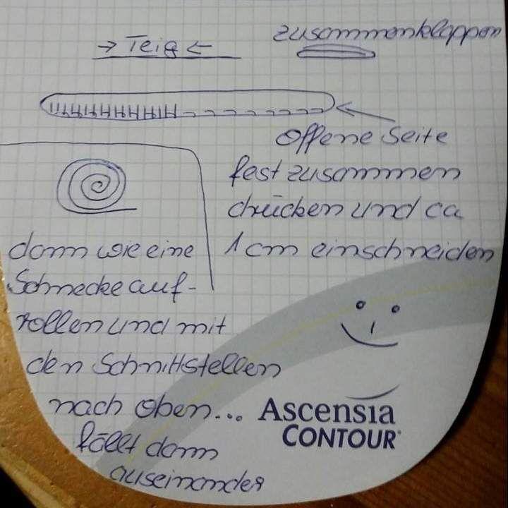 Rezept Mohnblume.....oder andere Varianten von claudimaus1266 - Rezept der Kategorie Backen süß