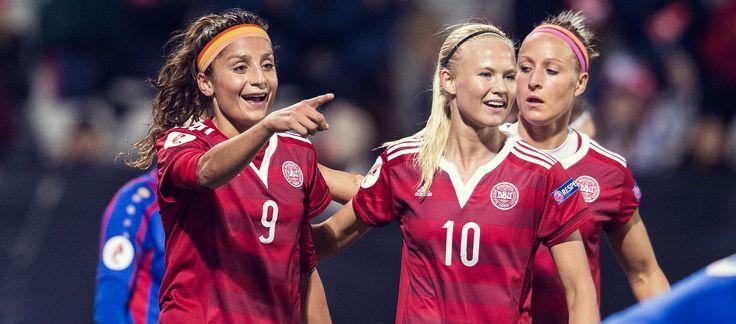 Nadia Nadim Afghanistan and the Liberating Power of Football