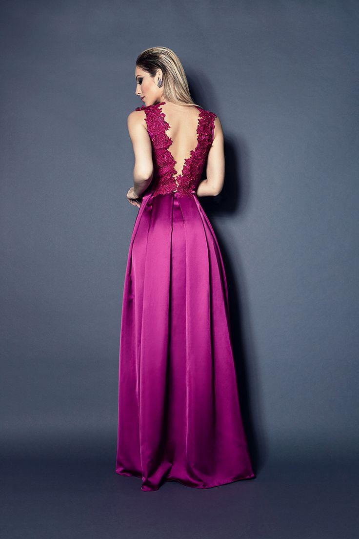 125 best Vestidos images on Pinterest   Party fashion, Bridesmaids ...