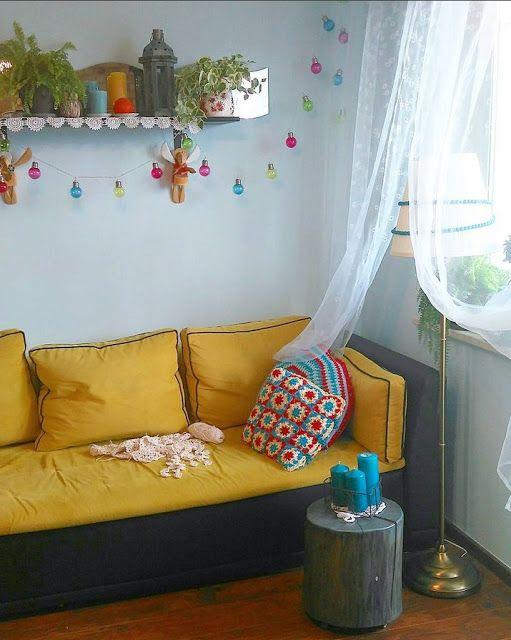 Blog Happy Forms: Mała półka a cieszy.