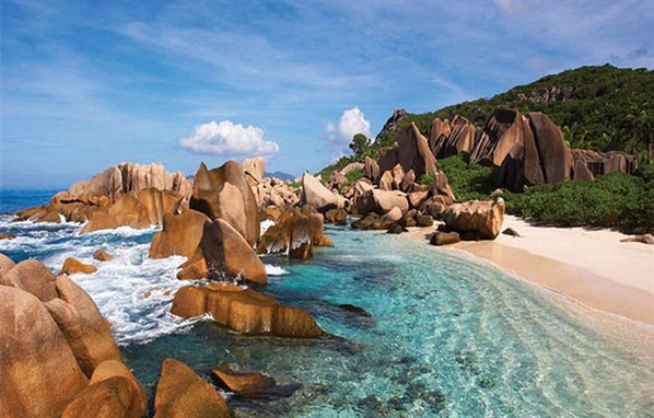 Seychelles Popular for a reason...