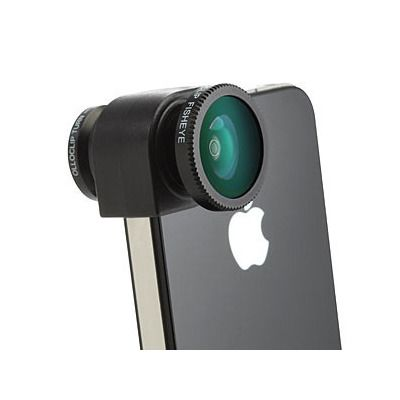 iPhone camera lens...I'd SO use this!