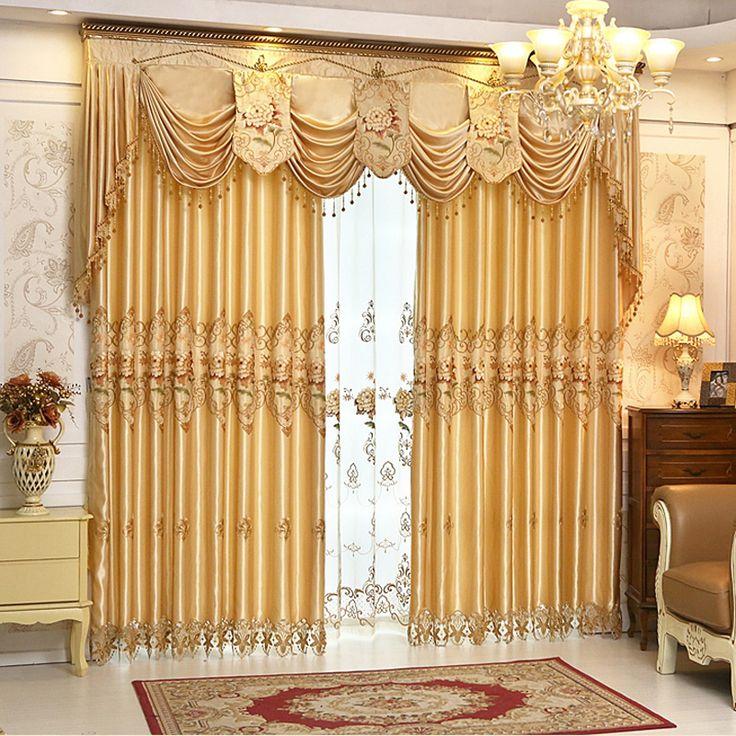 M s de 25 ideas incre bles sobre cortinas elegantes en for Cortinas elegantes para sala