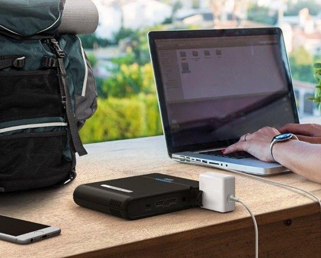 Il caricatore portatile per iPhone ed elettrodomestici arriva da RAVPower
