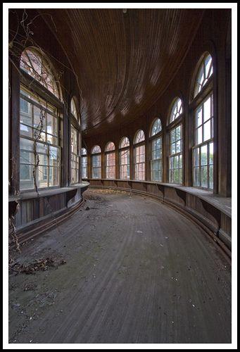 Breathtaking...Taunton Lunatic Asylum by Ryan C. Nye