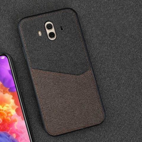 Diamond Pattern Case For Huawei Honor 10 V10 7A 7C 9 P20 Pro