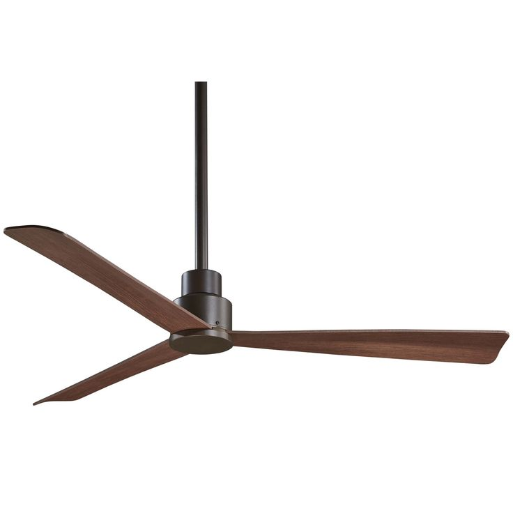 Simple Outdoor Ceiling Fan