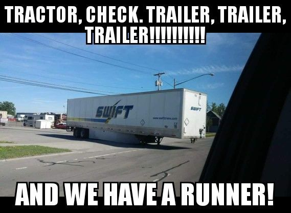 Funny Trucker Meme With Images Trucker Humor Trucker Quotes