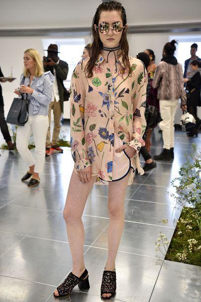 Markus Lupfer Spring/Summer 2017 Ready To Wear Collection   British Vogue