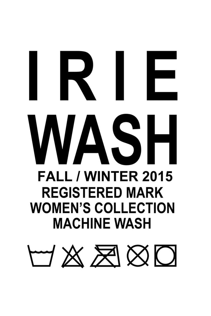 60% off on Irie Wash: the elastic collection thar can be machine washed and does not need ironing. ‪#‎arropame‬ ‪#‎conceptstore‬ ‪#‎bilbao‬ ‪#‎fw2015‬ ‪#‎rebajas‬ ‪#‎fashion‬ ‪#‎sale‬ ‪#‎shopping‬ ‪#‎IrieWash‬ ‪#‎Paris‬ http://arropame.com/irie-wash-60/