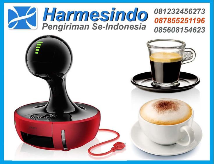 Mesin Kopi Kapsul Dolce Gusto Drop Coffee Capsules Maker