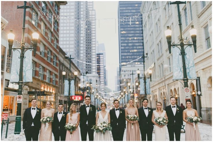 Claire   Adam // Calgary NYE Wedding