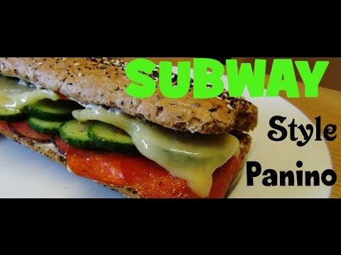 Leftovers ideas: Subway Style Sandwich | MICHELA ismyname ♥