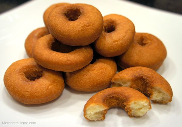 Doughnuts - Indian Style | Indian Recipes | Pinterest