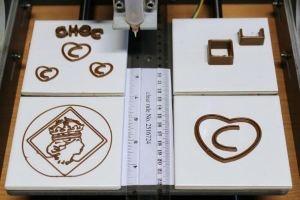 3D Chocolate printer!