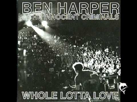 #BenHarper (Faded/Whole lotta love).