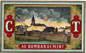 1 de 1 - Bombardement